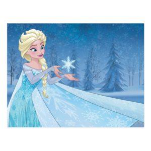 Elsa   Let it Go! Postcard