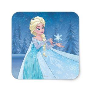 Elsa | Let it Go! Square Sticker
