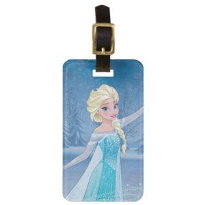 Elsa   Winter Magic Luggage Tag