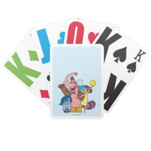 Emotional Adventurers Bicycle Playing Cards