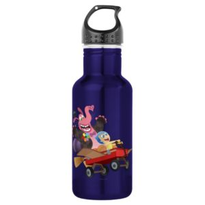 Emotional Roller Coaster Stainless Steel Water Bottle