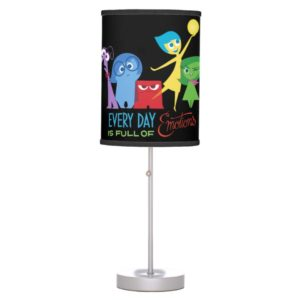 Everyday is Full of Emotions Desk Lamp