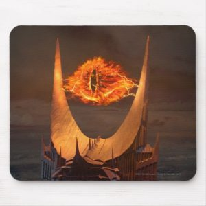 Eye of Sauron tower Mouse Pad