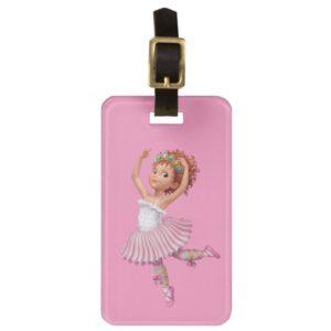 Fancy Nancy | Ballerina Outfit Bag Tag
