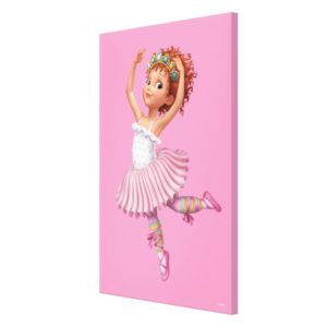 Fancy Nancy | Ballerina Outfit Canvas Print