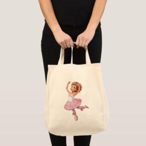Fancy Nancy | Ballerina Outfit Tote Bag