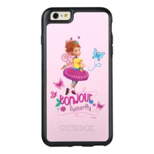 Fancy Nancy | Bonjour Butterfly OtterBox iPhone Case