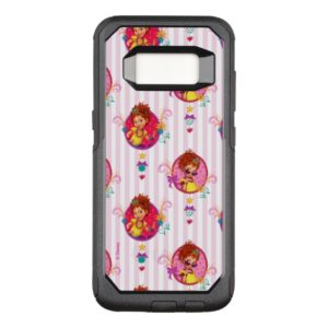 Fancy Nancy | Charm & Grace Pattern OtterBox Commuter Samsung Galaxy S8 Case