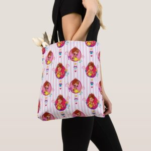 Fancy Nancy | Charm & Grace Pattern Tote Bag
