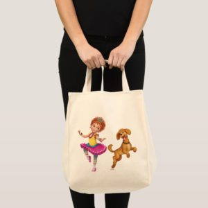 Fancy Nancy & Frenchy Tote Bag