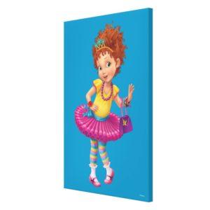 Fancy Nancy | I Adore Fancy Things Canvas Print