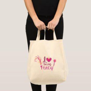 Fancy Nancy | I Love Being Fancy Tote Bag