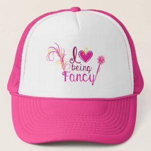Fancy Nancy | I Love Being Fancy Trucker Hat