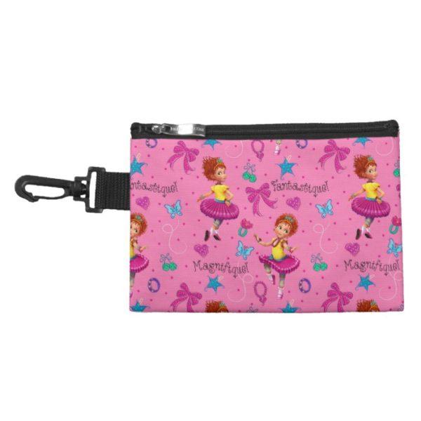 Fancy Nancy | Magnifique Pink Pattern Accessory Bag