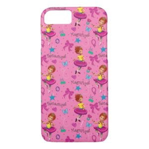 Fancy Nancy | Magnifique Pink Pattern Case-Mate iPhone Case