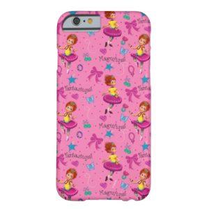 Fancy Nancy   Magnifique Pink Pattern Case-Mate iPhone Case