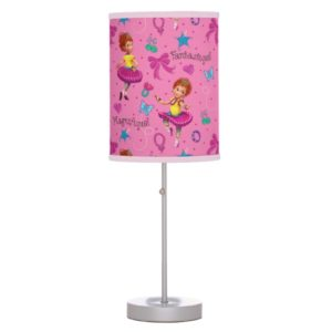 Fancy Nancy | Magnifique Pink Pattern Desk Lamp