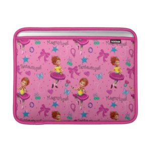 Fancy Nancy | Magnifique Pink Pattern MacBook Air Sleeve