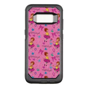 Fancy Nancy | Magnifique Pink Pattern OtterBox Commuter Samsung Galaxy S8 Case