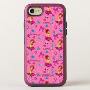 Fancy Nancy | Magnifique Pink Pattern OtterBox iPhone Case