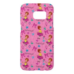 Fancy Nancy | Magnifique Pink Pattern Samsung Galaxy S7 Case