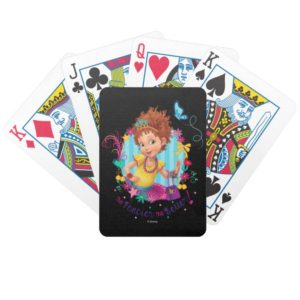 Fancy Nancy   The Fancier the Better Bicycle Playing Cards