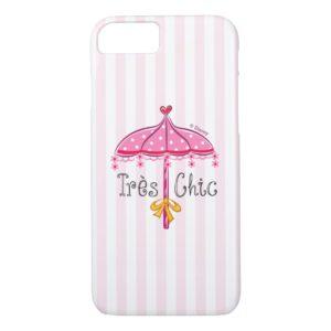 Fancy Nancy | Tres Chic Case-Mate iPhone Case
