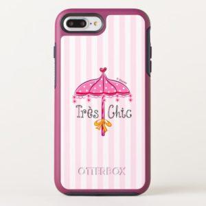 Fancy Nancy   Tres Chic OtterBox iPhone Case