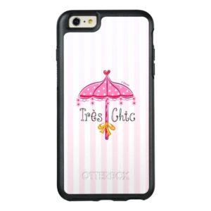 Fancy Nancy | Tres Chic OtterBox iPhone Case