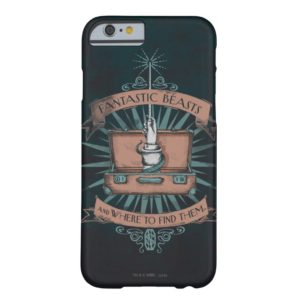 FANTASTIC BEASTS AND WHERE TO FIND THEM™ Briefcase Case-Mate iPhone Case