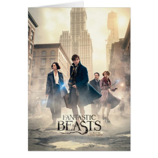 FANTASTIC BEASTS AND WHERE TO FIND THEM™ City Fog