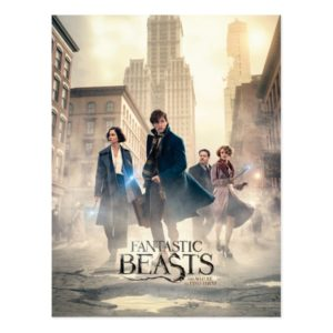 FANTASTIC BEASTS AND WHERE TO FIND THEM™ City Fog Postcard