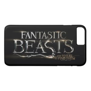 FANTASTIC BEASTS AND WHERE TO FIND THEM™ Logo Case-Mate iPhone Case