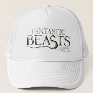 FANTASTIC BEASTS AND WHERE TO FIND THEM™ Logo Trucker Hat