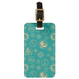 FANTASTIC BEASTS AND WHERE TO FIND THEM™ Pattern Luggage Tag