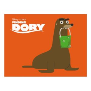 Finding Dory   Gerald Postcard