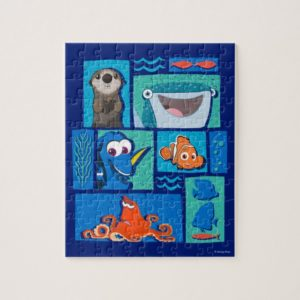 Finding Dory | Group of Characters Jigsaw Puzzle