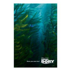 Finding Dory | Hide and Seek - Sea Kelp Poster