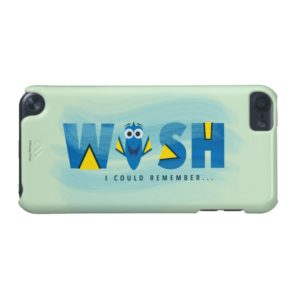 Finding Dory| I Wish I Could Remember 2 iPod Touch (5th Generation) Case
