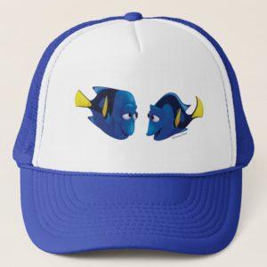 Finding Dory   Jenny & Charlie Trucker Hat