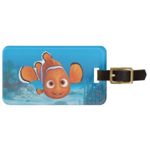 Finding Dory Nemo Bag Tag