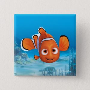 Finding Dory Nemo Button