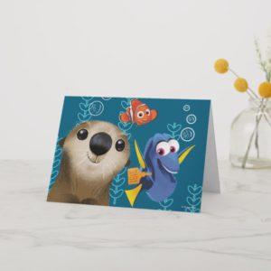 Finding Dory | Nemo, Dory & Otter Card