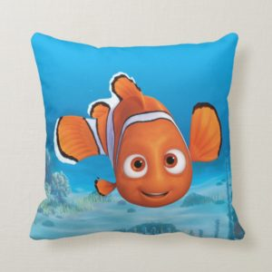 Finding Dory Nemo Throw Pillow