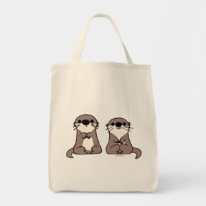 Finding Dory | Otter Cartoon Tote Bag