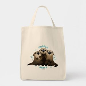 Finding Dory Otters | Cuddle Party 2 Tote Bag