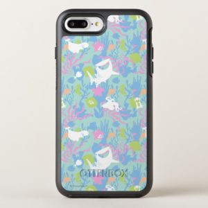 Finding Dory Pastel Sea Pattern OtterBox iPhone Case