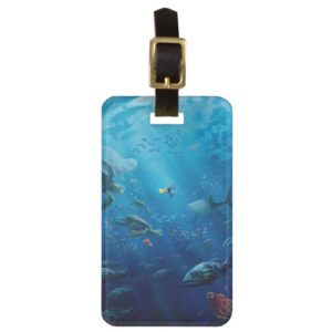 Finding Dory | Poster Art Luggage Tag