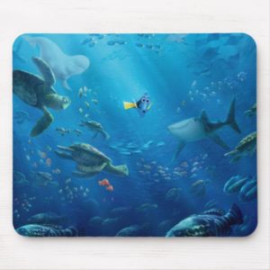 Finding Dory | Poster Art Mouse Pad