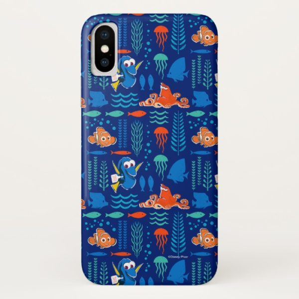 Finding Dory Sea Pattern Case-Mate iPhone Case